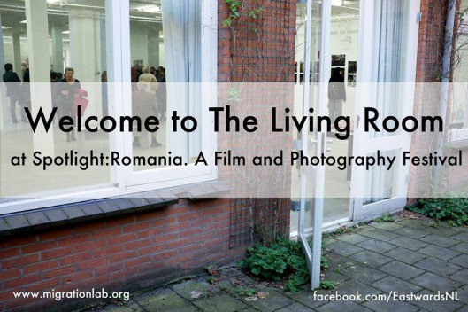 MigrationLab lanceert: Welcome to the Living Room